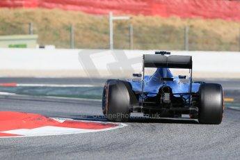 World © Octane Photographic Ltd. Mercedes AMG Petronas F1 W06 Hybrid – Nico Rosberg. Sunday 22nd February 2015, F1 Winter test #2, Circuit de Barcelona, Catalunya, Spain, Day 4. Digital Ref : 1191LB1D0008