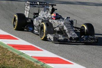 World © Octane Photographic Ltd. Infiniti Red Bull Racing RB11 – Daniil Kvyat. Sunday 22nd February 2015, F1 Winter test #2, Circuit de Barcelona, Catalunya, Spain, Day 4. Digital Ref : 1191LB1D0129