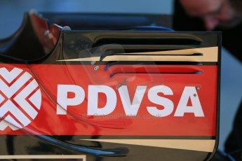World © Octane Photographic Ltd. Lotus F1 Team E23 Hybrid – Romain Grosjean. Sunday 22nd February 2015, F1 Winter testing, Circuit de Catalunya, Barcelona, Spain, Day 4. Digital Ref : 1191LB1D9056