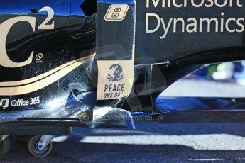 World © Octane Photographic Ltd. Lotus F1 Team E23 Hybrid – Romain Grosjean. Sunday 22nd February 2015, F1 Winter testing, Circuit de Catalunya, Barcelona, Spain, Day 4. Digital Ref : 1191LB1D9448