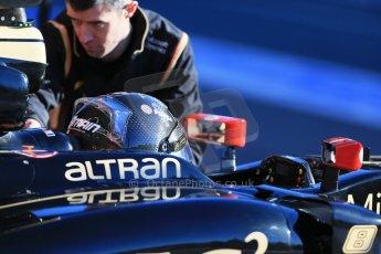 World © Octane Photographic Ltd. Lotus F1 Team E23 Hybrid – Romain Grosjean. Sunday 22nd February 2015, F1 Winter testing, Circuit de Catalunya, Barcelona, Spain, Day 4. Digital Ref : 1191LB1D9451