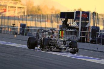 World © Octane Photographic Ltd. Infiniti Red Bull Racing RB11 – Daniil Kvyat. Sunday 22nd February 2015, F1 Winter test #2, Circuit de Catalunya, Barcelona, Spain, Day 4. Digital Ref : 1191LB1D9521