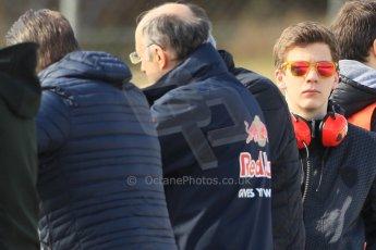 World © Octane Photographic Ltd. Scuderia Toro Rosso - Franz Tost. Sunday 1st March 2015, F1 Winter test #3, Circuit de Barcelona-Catalunya, Spain Test 2 Day 4. Digital Ref: 1195CB1L4440