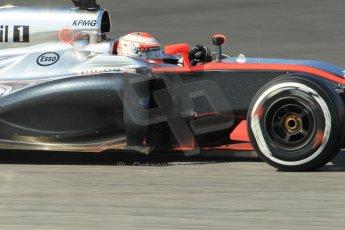 World © Octane Photographic Ltd. McLaren Honda MP4/30 – Jenson Button. Saturday. Sunday 1st March 2015, F1 Winter test #3, Circuit de Barcelona-Catalunya, Spain Test 2 Day 4. Digital Ref: 1195CB1L4588