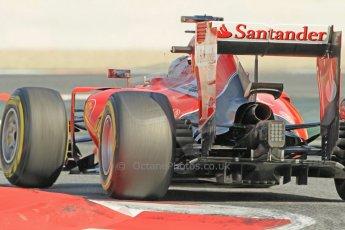 World © Octane Photographic Ltd. Scuderia Ferrari SF15-T– Sebastian Vettel. Sunday 1st March 2015, F1 Winter test #3, Circuit de Barcelona-Catalunya, Spain Test 2 Day 4. Digital Ref: 1195CB1L4641