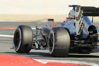 World © Octane Photographic Ltd. McLaren Honda MP4/30 – Jenson Button. Saturday. Sunday 1st March 2015, F1 Winter test #3, Circuit de Barcelona-Catalunya, Spain Test 2 Day 4. Digital Ref: 1195CB1L4647