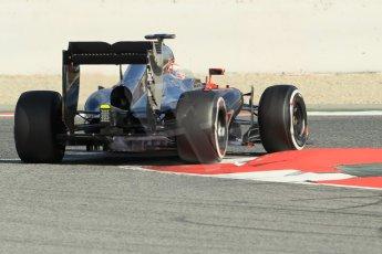 World © Octane Photographic Ltd. McLaren Honda MP4/30 – Jenson Button. Saturday. Sunday 1st March 2015, F1 Winter test #3, Circuit de Barcelona-Catalunya, Spain Test 2 Day 4. Digital Ref: 1195CB1L4684