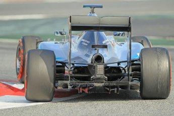 World © Octane Photographic Ltd. Mercedes AMG Petronas F1 W06 Hybrid – Nico Rosberg. Sunday 1st March 2015, F1 Winter test #3, Circuit de Barcelona-Catalunya, Spain Test 2 Day 4. Digital Ref: 1195CB1L4743