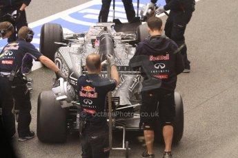 World © Octane Photographic Ltd. Infiniti Red Bull Racing RB11 – Daniel Ricciardo. Sunday 1st March 2015, F1 Winter test #3, Circuit de Barcelona-Catalunya, Spain Test 2 Day 4. Digital Ref: 1195CB7B1419