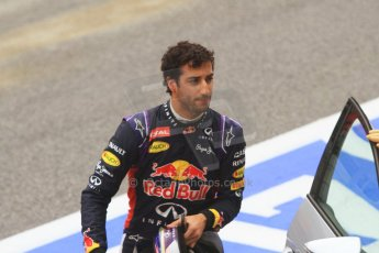 World © Octane Photographic Ltd. Infiniti Red Bull Racing RB11 – Daniel Ricciardo. Sunday 1st March 2015, F1 Winter test #3, Circuit de Barcelona-Catalunya, Spain Test 2 Day 4. Digital Ref: 1195CB7B1430