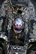 World © Octane Photographic Ltd. Infiniti Red Bull Racing RB11 – Daniel Ricciardo. Sunday 1st March 2015, F1 Winter test #3, Circuit de Barcelona-Catalunya, Spain Test 2 Day 4. Digital Ref : 1195LB1D3977