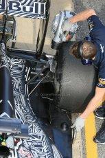 World © Octane Photographic Ltd. Infiniti Red Bull Racing RB11 – Daniel Ricciardo. Sunday 1st March 2015, F1 Winter test #3, Circuit de Barcelona-Catalunya, Spain Test 2 Day 4. Digital Ref : 1195LB1D4006