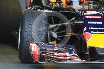 World © Octane Photographic Ltd. Pirelli wet tyre test, Paul Ricard, France. Monday 25th January 2016. Red Bull Racing RB11 – Daniel Ricciardo. Digital Ref: 1498CB7D5263