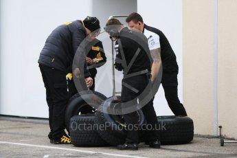 World © Octane Photographic Ltd. Pirelli wet tyre test, Paul Ricard, France. Monday 25th January 2016. Digital Ref: 1498CB7D5410