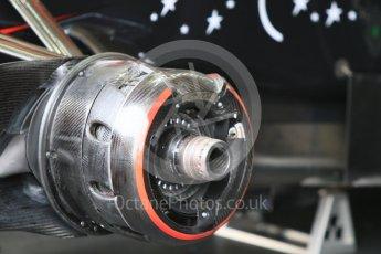 World © Octane Photographic Ltd. Pirelli wet tyre test, Paul Ricard, France. Monday 25th January 2016. McLaren Honda MP4/30 – Stoffel Vandoorne. Digital Ref: 1498CB7D5469