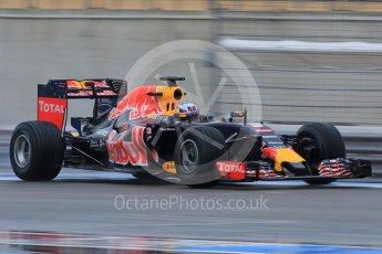 Monday 25th January 2016. Red Bull Racing RB11 – Daniel Ricciardo. Digital Ref: