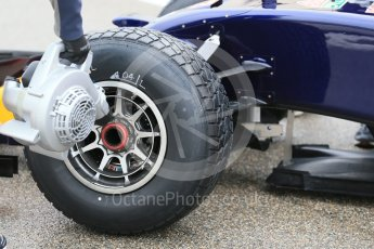 World © Octane Photographic Ltd. Pirelli wet tyre test, Paul Ricard, France. Monday 25th January 2016. Red Bull Racing RB11 – Daniel Ricciardo. Digital Ref: 1498LB1D5564