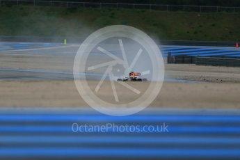 World © Octane Photographic Ltd. Pirelli wet tyre test, Paul Ricard, France. Monday 25th January 2016. Red Bull Racing RB11 – Daniel Ricciardo. Digital Ref: 1498LB1D5840