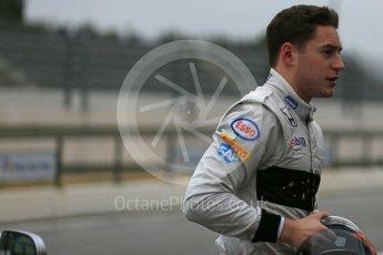 World © Octane Photographic Ltd. Pirelli wet tyre test, Paul Ricard, France. Monday 25th January 2016. McLaren Honda MP4/30 – Stoffel Vandoorne. Digital Ref: 1498LB5D5439