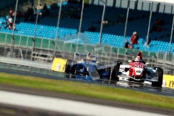 © Chris Enion/Octane Photographic Ltd 2012. Formula Renault BARC - Silverstone - Saturday 6th October 2012. Kieran Vernon - Hillsport. Digital Reference: 0536ce7d9460