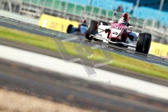© Chris Enion/Octane Photographic Ltd 2012. Formula Renault BARC - Silverstone - Saturday 6th October 2012. Kieran Vernon - Hillsport. Digital Reference: 0536ce7d9504