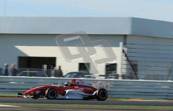 © Octane Photographic Ltd 2012. Formula Renault BARC - Silverstone - Saturday 6th October 2012. Digital Reference: 0536lw1d1454