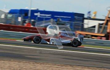 © Octane Photographic Ltd 2012. Formula Renault BARC - Silverstone - Saturday 6th October 2012. Kieran Vernon - Hillsport. Digital Reference: 0536lw1d1531