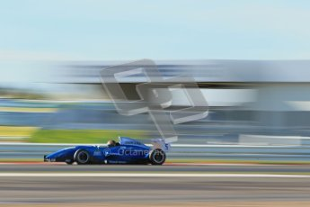 © Octane Photographic Ltd 2012. Formula Renault BARC - Silverstone - Saturday 6th October 2012. Ivan Taranov - Daytona Motorsport - RichlandF1. Digital Reference: 0536lw1d1626