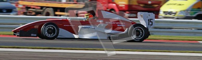 © Octane Photographic Ltd 2012.Formula Renault BARC - Silverstone - Saturday 6th October 2012. Digital Reference: 0536lw7d9246