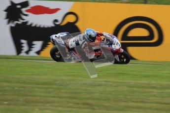 © Octane Photographic Ltd. 2012 World Superbike Championship – European GP – Donington Park. Friday 11th May 2012. WSBK Friday Qualifying practice. Carlos Checa - Ducati 1098R. Digital Ref : 0330lw7d3807