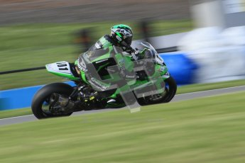 © Octane Photographic Ltd. 2012 World Superbike Championship – European GP – Donington Park. Friday 11th May 2012. WSBK Friday Qualifying practice. Gary Mason - Kawasaki ZX-10R. Digital Ref : 0330lw7d4115