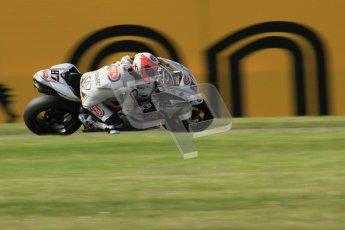© Octane Photographic Ltd. 2012 World Superbike Championship – European GP – Donington Park. Friday 11th May 2012. WSBK Friday Qualifying practice. Lorenzo Zanetti - Ducati 1098R. Digital 0330lw7d4157
