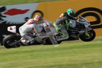 © Octane Photographic Ltd. 2012 World Superbike Championship – European GP – Donington Park. Friday 11th May 2012. WSBK Friday Qualifying practice. Peter Hickman - Suzuki GSX-R1000. Digital Ref : 0330lw7d4180