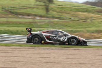 World © Octane Photographic Ltd. Avon Tyres British GT Championship Practice, Oulton Park, UK, Saturday 4th April 2015. McLaren 650S – Pro/Am, VonRyanRacing – Salih Yoluc and Euan Hankey. Digital Ref : 1215LW1L7746