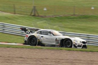 World © Octane Photographic Ltd. Avon Tyres British GT Championship Practice, Oulton Park, UK, Saturday 4th April 2015. BMW Z4 GT3 – Pro/Am, Triple Eight Racing (888) – Lee Mowle and Joe Osborne. Digital Ref : 1215LW1L7767