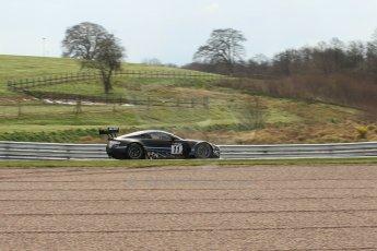 World © Octane Photographic Ltd. Avon Tyres British GT Championship Practice, Oulton Park, UK, Saturday 4th April 2015. Aston Martin Vantage GT3 - Pro/Am, 22GT Racing – Mark Farmer and Jon Barnes. Digital Ref : 1215LW1L7864