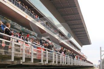 © Octane Photographic 2011. Formula 1 testing Sunday 20th February 2011 Circuit de Catalunya. Digital ref : 0010CB1D1027