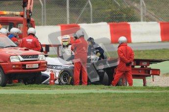 World © Octane Photographic 2011. Formula 1 testing Wednesday 9th March 2011 Circuit de Catalunya. Williams FW33 - Pastor Maldonado. Digital ref : 0020CB1D1955