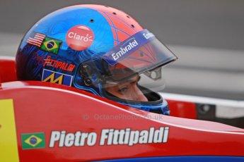 World © Octane Photographic Ltd. Brands Hatch, Qualifying, Saturday 23rd November 2013. BRDC Formula 4 Winter Series, MSV F4-13, Pietro Fittipaldi – MGR. Digital Ref : 0863cb1d3103