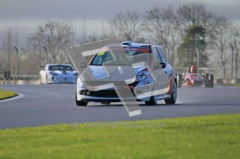 © Octane Photographic Ltd. 2011. Donington Winter Test. Digital Ref : 0202LW1D0178