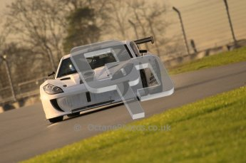 © Octane Photographic Ltd. 2011. Donington Winter Test. Digital Ref : 0202LW1D0194