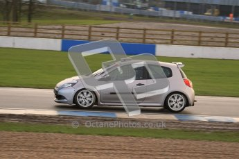 © Octane Photographic Ltd. 2011. Donington Winter Test. Digital Ref : 0202LW1D0282