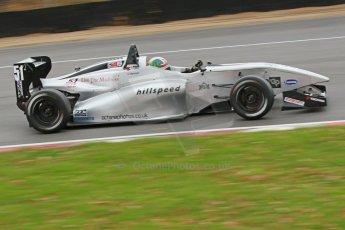 World © Octane Photographic Ltd. Brands Hatch, Race 3, Sunday 24th November 2013. BRDC Formula 4 Winter Series, MSV F4-13, – Kieran Vernon - Hillspeed. Digital Ref : 0867cb1d7552