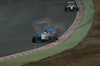 World © Octane Photographic Ltd. Brands Hatch, Race 3, Sunday 24th November 2013. BRDC Formula 4 Winter Series, MSV F4-13, Sennan Fielding – HHC Motorsport. Digital Ref : 0867lw1d7518