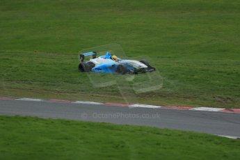 World © Octane Photographic Ltd. Brands Hatch, Race 4, Sunday 24th November 2013. BRDC Formula 4 Winter Series, MSV F4-13, Malgosia Rdest – Douglas Motorsport. Digital Ref : 0868lw1d7678