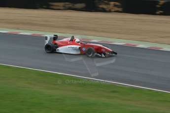 World © Octane Photographic Ltd. Brands Hatch, Race 4, Sunday 24th November 2013. BRDC Formula 4 Winter Series, MSV F4-13, Jack Cook – Hillspeed. Digital Ref : 0868lw1d7751