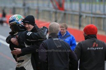World © Octane Photographic Ltd. Brands Hatch, Race 4, Sunday 24th November 2013. BRDC Formula 4 Winter Series, MSV F4-13,  – Kieran Vernon - Hillspeed. Digital Ref : 0868lw1d7911