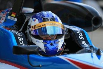 World © Octane Photographic Ltd. FIA European F3 Championship, Silverstone Free Practice 1, UK, Friday 10th April 2015. Team West-Tec F3 – Fabian Schiller, Dallara F312 – Mercedes-Benz. Digital Ref : 1217LB1D4916