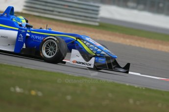 World © Octane Photographic Ltd. FIA European F3 Championship, Silverstone Qualifying 1, UK, Friday 10th April 2015. Double R Racing – Nicolas Pohler, Dallara F312 – Mercedes-Benz. Digital Ref : 1220LB1D6102