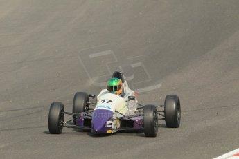 World © Octane Photographic Ltd. British Formula Ford – Brands Hatch, September 2nd 2011. Geva Racing - Steijn Schothorst. Digital Ref : 0875cb1d1455